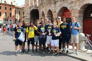 Mens Basketball Italy