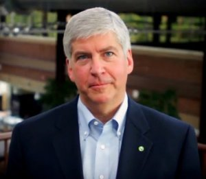The Incumbent, Rick Snyder