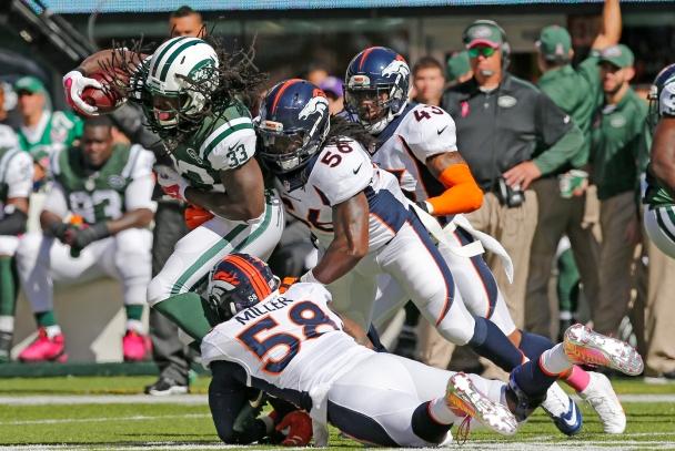 Jets vs Broncos