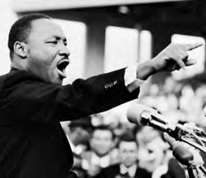 I believe that Dr. King misclassified himself in describing himself as an extremist.