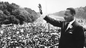 Dr. Martin Luther King Jr. was a prominent figure in the Civil Rights Movement.
